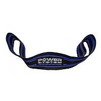Пояс сопротивления PS-3720 Bench Blaster Ultra Black-Blue XL SKL24-190294