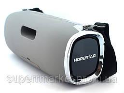 Hopestar A6 34W Boombox SuperBass, портативная колонка с Bluetooth MP3, серая, фото 2