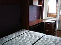 Кровать встроенная по индивидуальному заказу в Киеве
