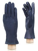 Классические женские перчатки кожаные в 4х цветах  IS817