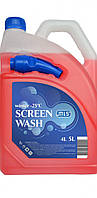 MLS Screen Wash -25 (4л)