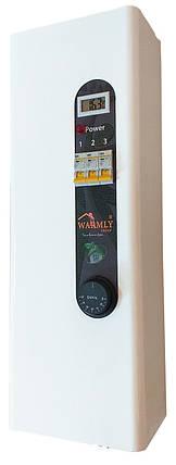 Электрокотел Warmly Classik М 6 кВт 220в/380в. Магнитный пускатель, фото 2
