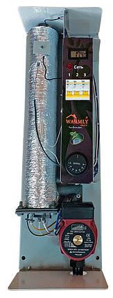 Электрокотел Warmly Classik М 9 кВт 220в. Модульный контактор (т.х), фото 2