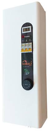Електрокотел Warmly Classik М 12 кВт 380в. Магнітний пускач, фото 2