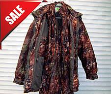 АКЦИЯ! Зимний костюм до -25С VULKAN ANT BISON 4 в 1, фото 3