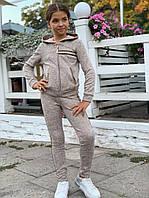 Детский спортивный костюм, очень удобный в школу, разные цвета