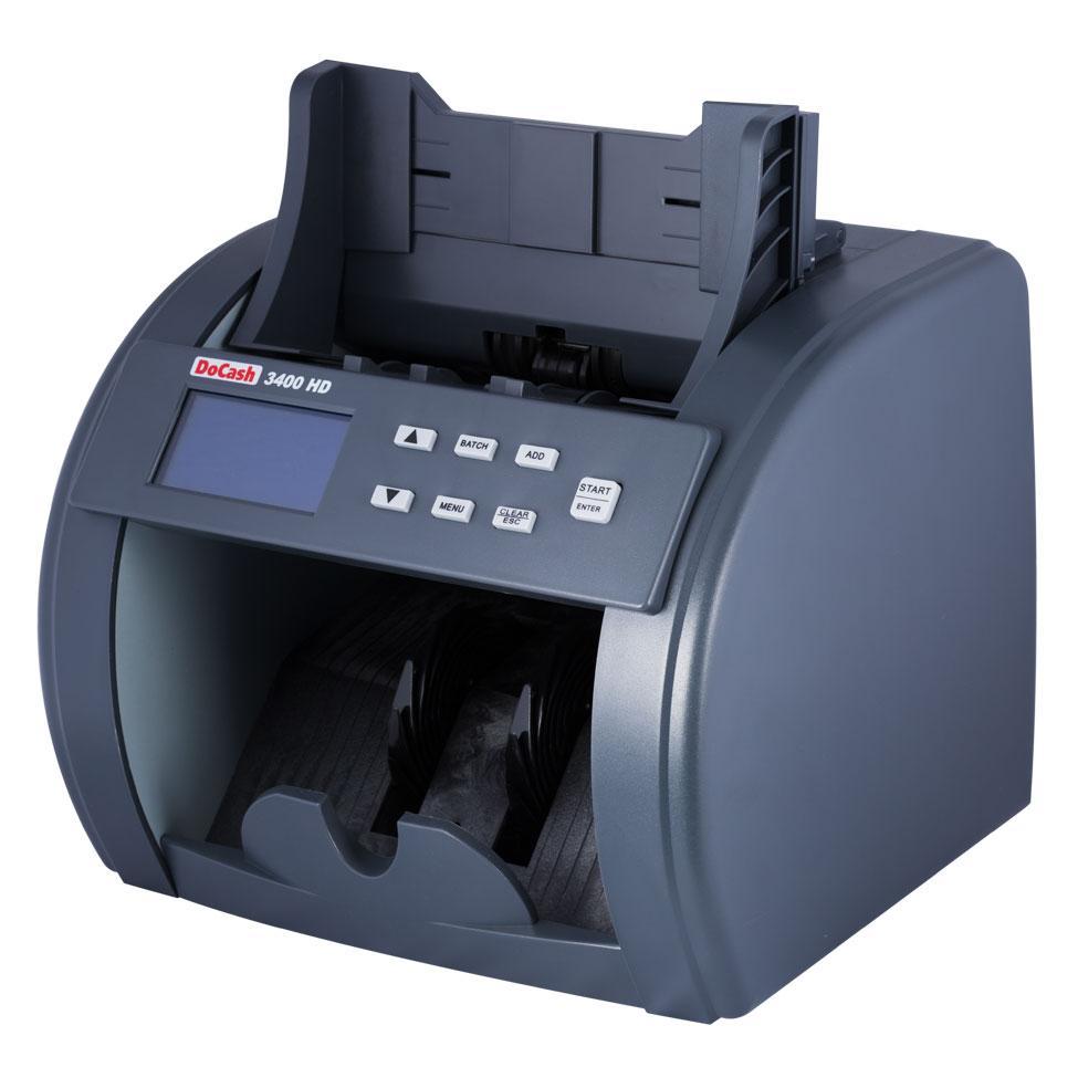 DoCash 3400 HD SD/UV - Счетчик банкнот