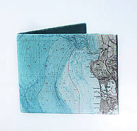 Кошелек Paper Ninja Map