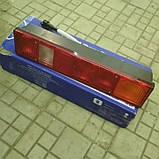 Фонарь задний ГАЗ 3302, 24В, 435x95x80 (Руслан-Комплект) Ф-412-01, фото 5