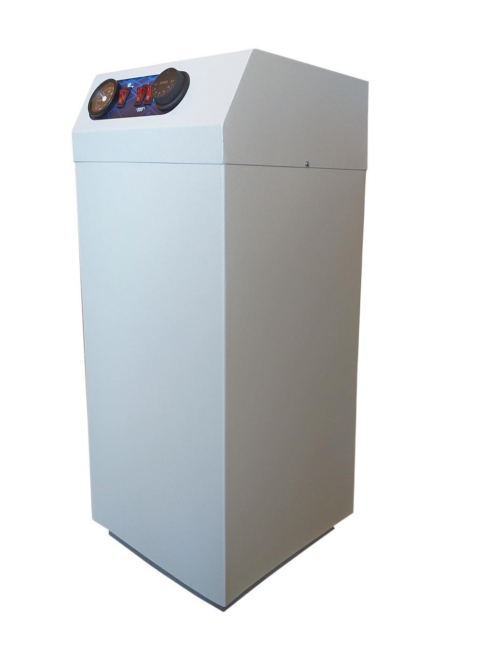 Котел электрический напольный Warmly серии PRO Grade 45 кВт/380в. Модульный контактор (т.х)