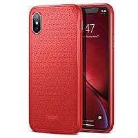 Чехол ESR для iPhone XS / X Kikko Slim, Red (4894240071038), фото 1