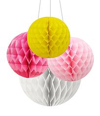 Набор шариков-сот для праздника