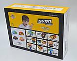 Игровой набор машинок-волчков Gyro Chariot MECHA series (BB1102-6), фото 2