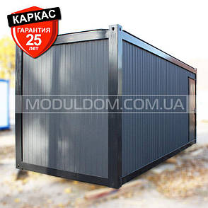 Блок-контейнер, складской (6 х 2.4 м.)., фото 2