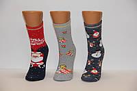 Женские носки махровые новогодние JNLEP, фото 1