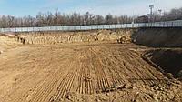 Разработка котлована Выемка грунта обратная засыпка. Земляные работы