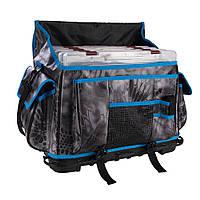 Рыбацкая сумка для снастей Plano Z-серии 3700 - камуфляжная расцветка Kryptek Typhon