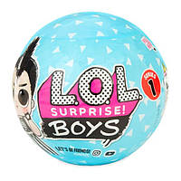 LOL Boys Мальчики ЛОЛ Сюрприз ( LOL Surprise Лялька Хлопчик Лол. Оригінал )