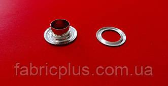 Блочка  №4  никель (15*8*6) 2 детали