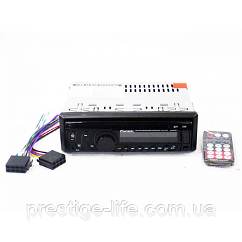 Автомагнитола с пультом Pioneer 1 Din MP3-8506BT RGB/Bluetooth