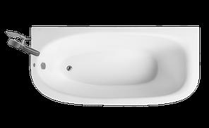 Ванна из литого мрамора Rock Design Селена Плюс 145x80, фото 2