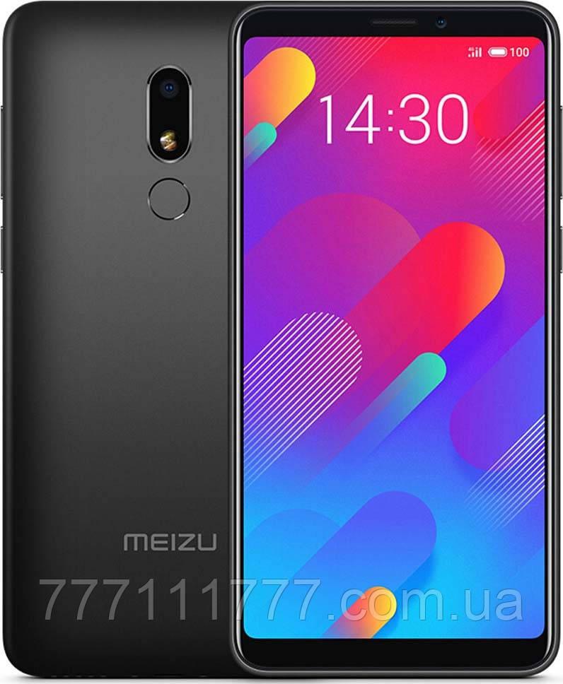 Смартфон Meizu M8 M813H black черный 4/64ГБ (GSM + CDMA) Global Version