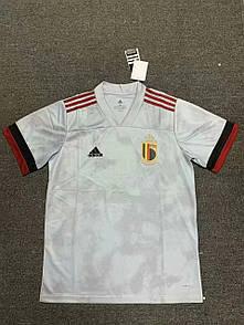 Футболка сборной Бельгии Euro 2020, гостевая