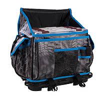 Рыбацкая сумка для снастей Plano Z-серии 3600 - камуфляжная расцветка Kryptek Typhon