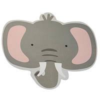 Коврик под тарелку Слон (IMP_43_5)