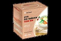 СУП ПО-ТАЙСКИ «ТОМ ЯМ С ЛЕМОНГРАССОМ»
