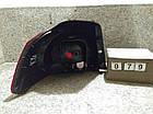 №79 Б/у фонарь задний правий хетч-бек 5k0945112 для Volkswagen Golf VI 2008-2013, фото 3