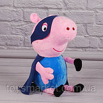 "Мягкая игрушка Джордж Бэтмен, ""Свинка Пеппа"""