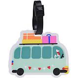 Ярлык для багажа Автобус (IMP_51_2_BUS), фото 2