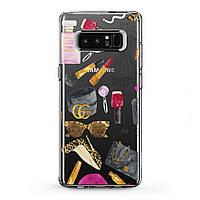 Чехол силиконовый для Samsung Galaxy (Мода и стиль) Note 10 Plus 5G/s6 Edge+/s7/s8 Activ/s9/s10e Plus самсунг галакси ноте эйдж плюс silicone case