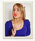 """Аксессуар-губы для фотосессии """"Happy smile"""", фото 5"""