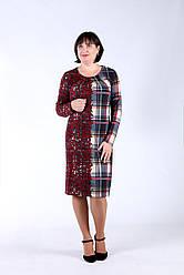 Платье Selta 757 размеры 50, 52, 54, 56