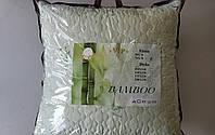 Подушка Зевс Zevs 70х70 см, наполнитель бамбуковое волокно