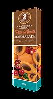 Мармелад клюква-абрикос, 190г. Сладкий Мир