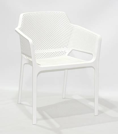 Кресло пластиковое в современном стиле Amado для террас, веранд, беседок, кафе, фото 2