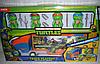 Игровой набор Автовоз Трейлер Черепашек Ниндзя с фигурками H4488, фото 2