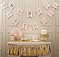 """Гирлянда из флажков """"Happy Birthday!"""", фото 3"""