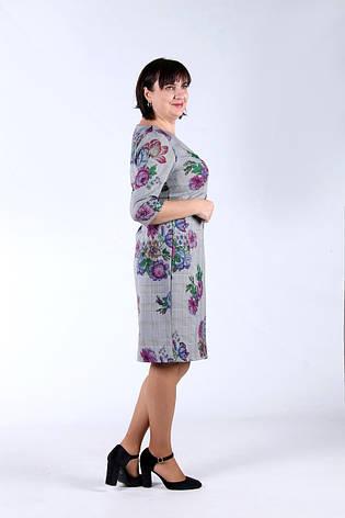 Платье Selta 748 размеры 50, 52, 54, 56, фото 2