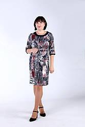 Платье Selta 708 размеры 50, 52, 54, 56