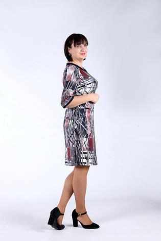 Платье Selta 708 размеры 50, 52, 54, 56, фото 2