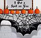 Скатерть-паутина на Хэллоуин (50x200 см.), фото 3