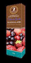 Мармелад Смородина-полуниця, 190г. Солодкий Світ