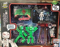 Набор фигурок для анимационного творчества StikBot JM-03E со штативом для съёмки