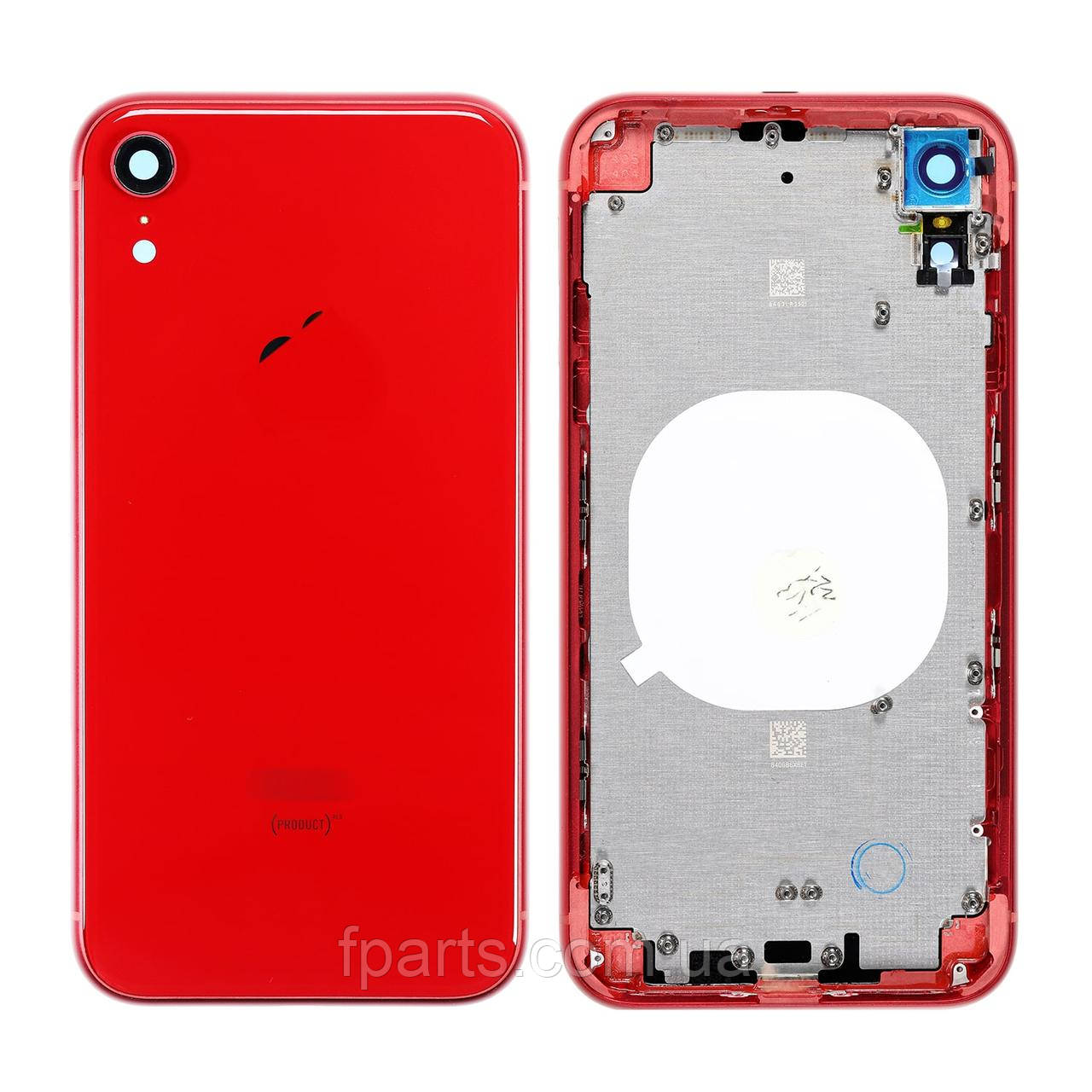 Корпус iPhone XR, Red