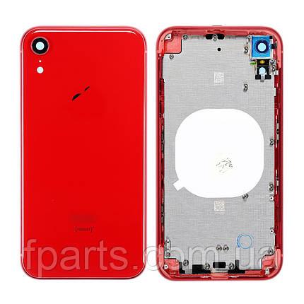 Корпус iPhone XR, Red, фото 2