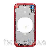 Корпус iPhone XR, Red, фото 3